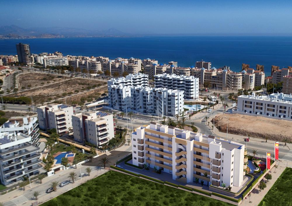 Ubicación Arenales Playa 10
